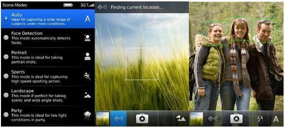 Weitere Eindrücke zum neuen BlackBerry 6 sind online