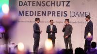 DAME 2018 geht an Kurzfilm über Gesundheitsdaten / Foto: © Dirk Lässig