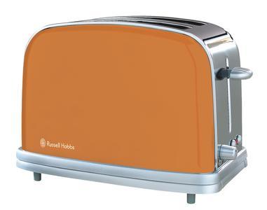 Purple Passion & Hot Orange Toaster