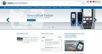 Neue, starke Webseite von IDEAL Networks