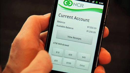 NCR ermöglicht mobile Bargeldabhebungen – sicher und schnell
