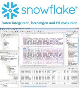 Snowflake ETL und PII-Maskierung: Schnelles, kostengünstiges Datenmapping & Verwaltung!