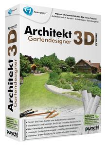 Ideal für die Planung der eigenen vier Wände: Architekt 3D X7 (Gartendesigner) 3D