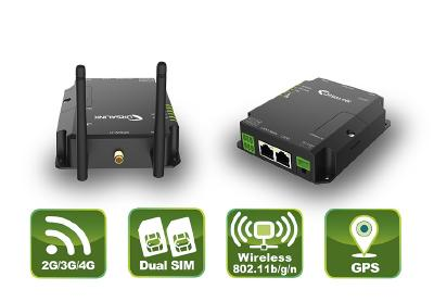 Compact and inexpensive mobile router for IoT applications