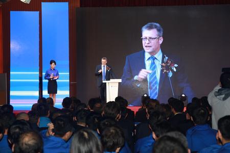 Rede von Horst Binnig CEO KSPG AG