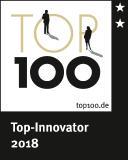 TOP 100-Auszeichnung - mit zwei Sternen für erneute Teilnahme