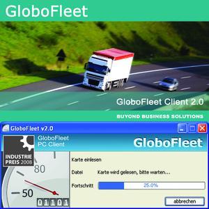 GloboFleet Client 2.0