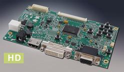 HD LCD Controller Board - d.scale-HD