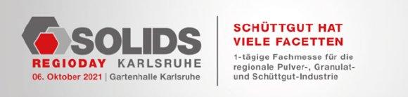 SOLID Regio Day Karlsruhe am 6. Oktober 2021