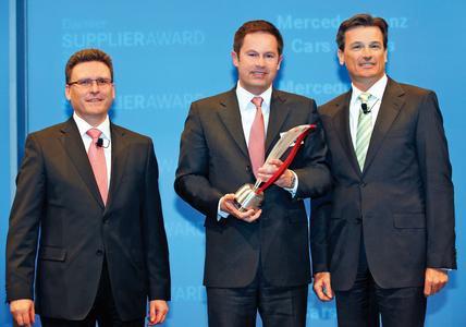 Brose Preisverleihung Daimler Supplier Award