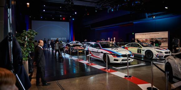 BMW Motorsporttage, BMW Welt München
