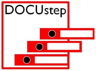 DOCUstep Logo