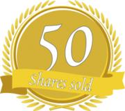 A total of 50 OSADL shares with 42 members