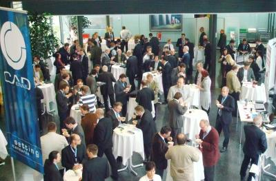 Every year CADENAS' international specialist conference, the Industry Forum, attracts around 250 experts from mechanical- and plant  engineering industries