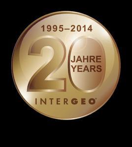 INTERGEO feiert 20. Jubiläum