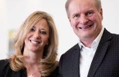 Renee Moore und Lothar Seiwert