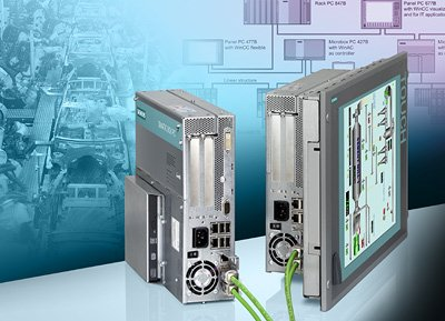 Profinet onboard increases system performance for industrial PC family