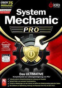 Optimiert den PC wirkungsvoll: System Mechanic Pro