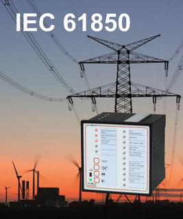 Fit for future mit ME16-P logic und IEC 61850
