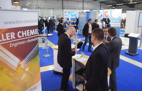 Overall 21 material manufacturers and system partners presented their innovations in the course of the exhibition.
