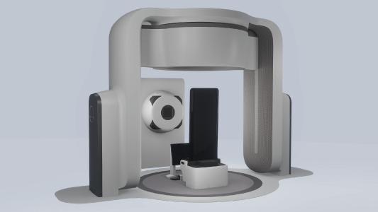 Das Unternehmen Leo Cancer Care setzt bei seiner neuen Protonentherapie-Lösung Marie™ auf Präzisions-Komponenten von Rodriguez, Bild: Leo Cancer Care