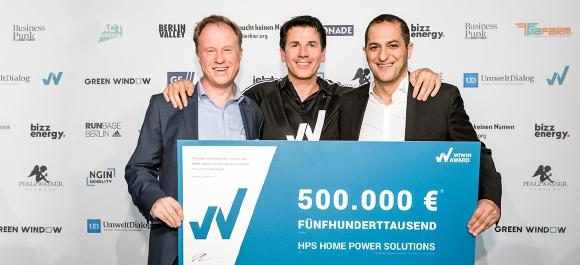 Der Gewinner des WIWIN AWARDS: Home Power Solutions