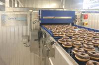 Die Kernkompetenz von Dantech Freezing besteht – wie hier – im IQF-Frosten. Darüber hinaus entwickelt und produziert das in Dänemark beheimatete Unternehmen auch Heißluftgarer und Pasteure