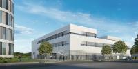 Am 25. Mai begannen die Bauarbeiten für die SKZ Modellfabrik / Bild (SKZ)