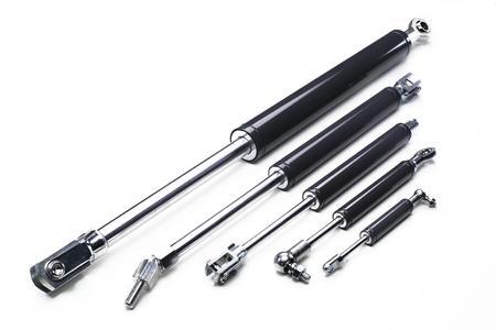Industriegasfedern von ACE sind erhältlich mit Köperdurchmessern von 8 bis zu 70 mm, Bild- und Grafiknachweise: ACE Stoßdämpfer GmbH