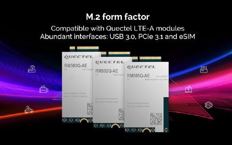 Neue 5G Module von Quectel