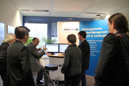 Produktpräsentation Pansite