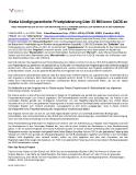 [PDF] Pressemitteilung: Vizsla kündigt garantierte Privatplatzierung über 25 Millionen CAD$ an