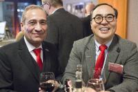 Jerry J. Artishdad und Andrew Kim von ARTEC IT Solutions