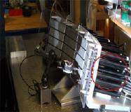 Kristalle im Röntgenspektrometer