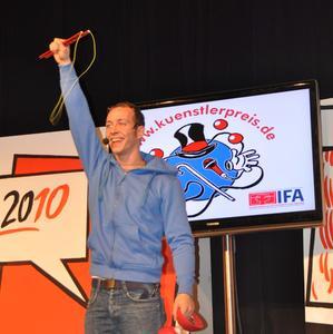 Mr. Wow - Sieger IFA-Künstlerpreis 2010 - 01