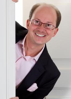 Markus Walter, geschäftsführender Gesellschafter Walter Visuelle PR GmbH