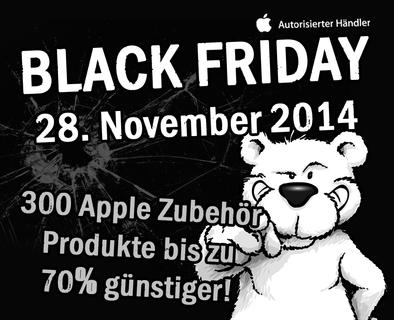 Black Friday am 28. November 2014 bei arktis.de