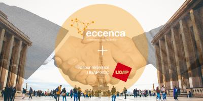 UGAP selects eccenca to provide semantic data management solutions to government departments in France