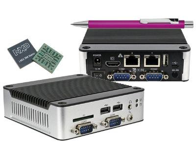 Mini-Box-PC mit ARM-Cortex-A53-CPU