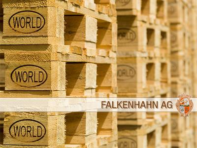 Eine günstige Alternative zur Europalette: Die neue WORLD Palette bringt Bewegung in den Logistikmarkt