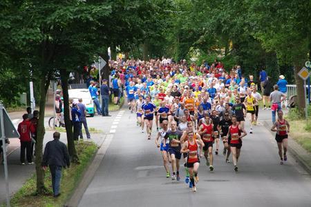 In rund 100 Tagen fällt der Startschuss zum 14. Remmers-Hasetal-Marathon am 25. Juni in Löningen / Foto: Remmers Baustofftechnik, Löningen