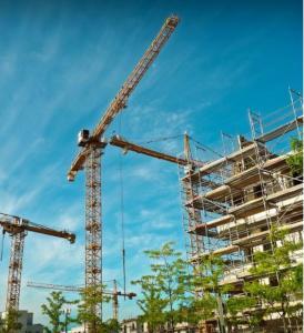 Zahl der Baugenehmigungen steigt marginal...