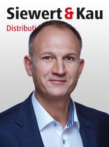 Thorsten Daniels, Geschäftsführer der Siewert & Kau Computertechnik GmbH