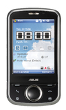 ASUS P320 Touchscreen GPS Phone: 105 Gramm Fashion und Funktion