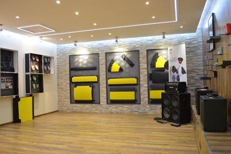 Showroom Poland
