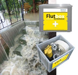 Zuverlässiger Hochwasserschutz: Die FLUTBOX für die Sofort-Hilfe ...