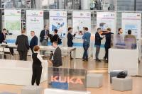 Exhibition Area auf den HTVD17
