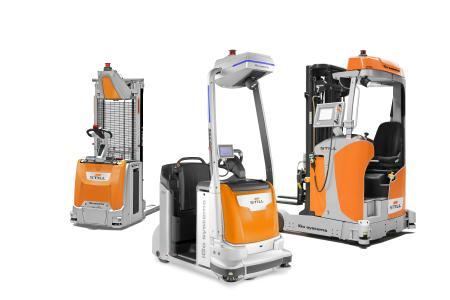 Preview: Zur LogiMAT 2020 präsentiert STILL verschiedene automatisierte Fahrzeuge seiner iGo systems Produktpalette. Zudem wird die iGo Produktpalette durch eine neue autonome Fahrzeuglösung erweitert und in Stuttgart präsentiert