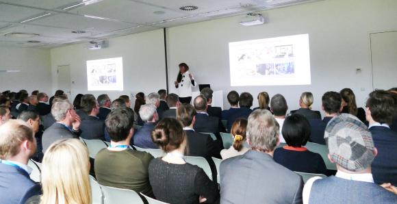 Hochkarätige Referenten geben neue Impulse und beleuchten unterschiedliche Aspekte der Digitalisierung, CDO Aachen 2019  © FIR an der RWTH Aachen