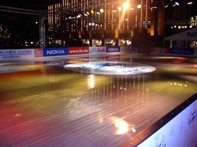 Eishalle Königsalle Düsseldorf